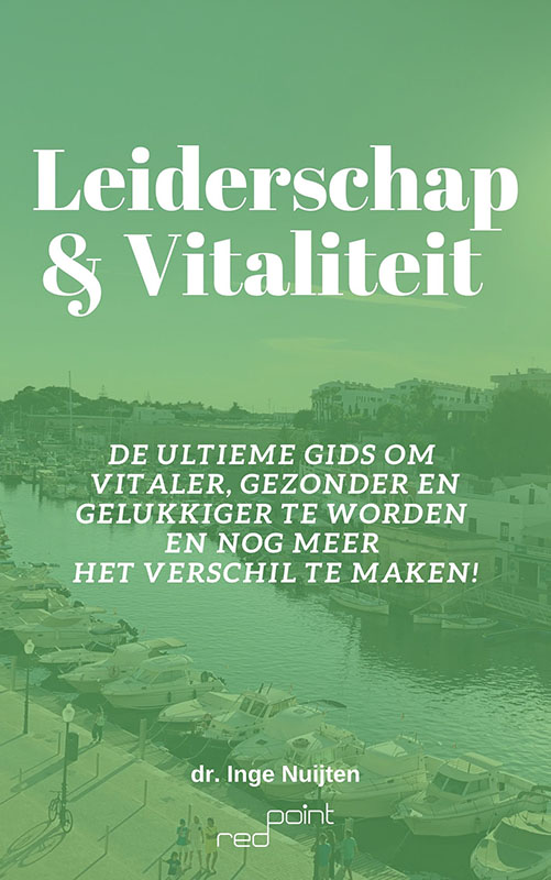 e-Book Leiderschap & Vitaliteit