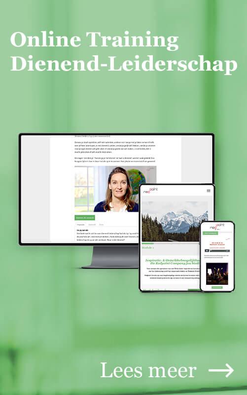 Knop Online Training Dienend-Leiderschap